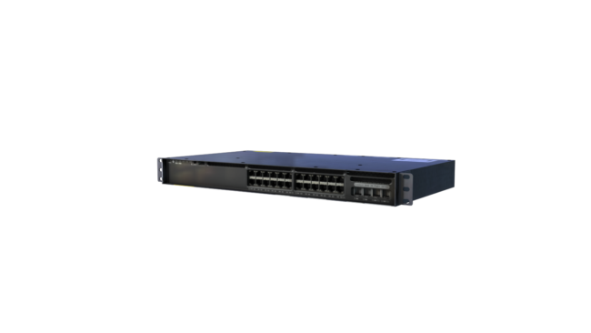 Product Design Render Test: Cisco Switch